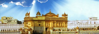 Golden Temple pinboard